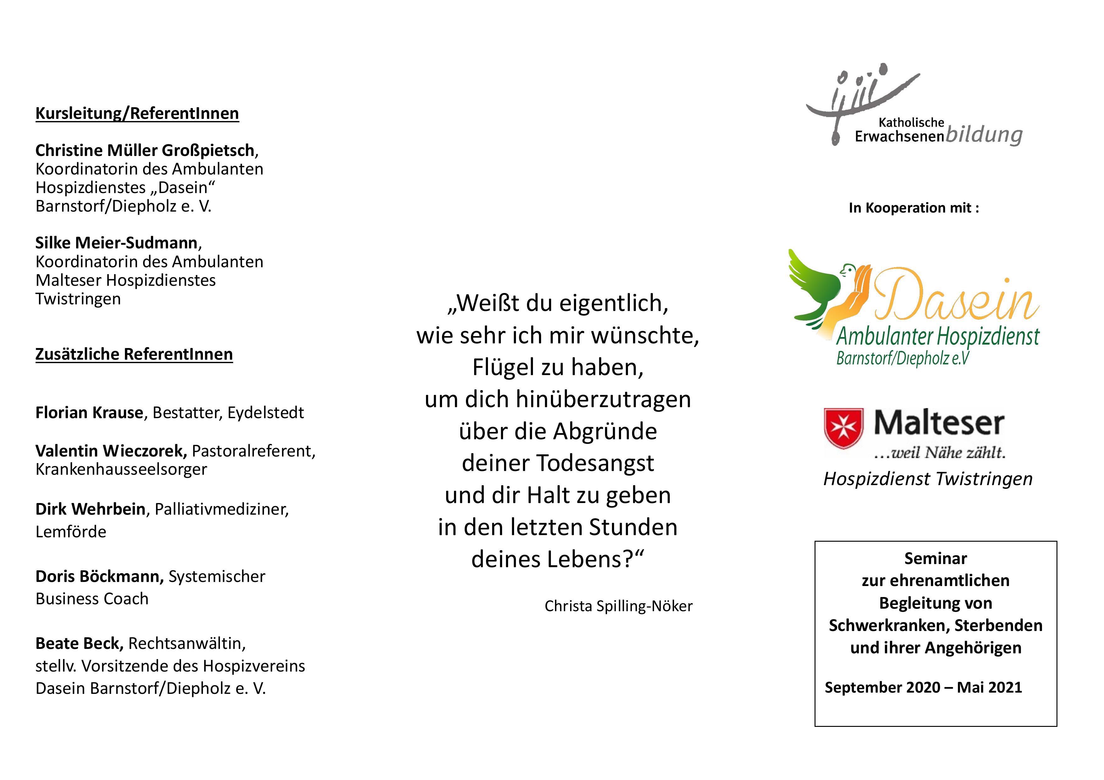 Vorstand-Hospiz 2013